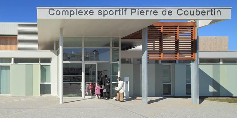 Gymnase Pierre de Coubertin